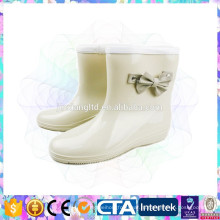 Водонепроницаемые ботинки для дождя vvv pvc для gilr