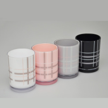 british style double thickness plastic cup