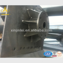 Structure Steel for Transmission Lines