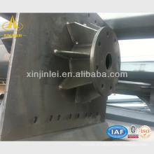 Конструкционная сталь для линий электропередач