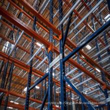 Warehouse Storage System Heavy Duty Steel Metal Beam Pallet Rack Shelving System
