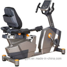 Bicicleta Reclinada de Fitness Comercial