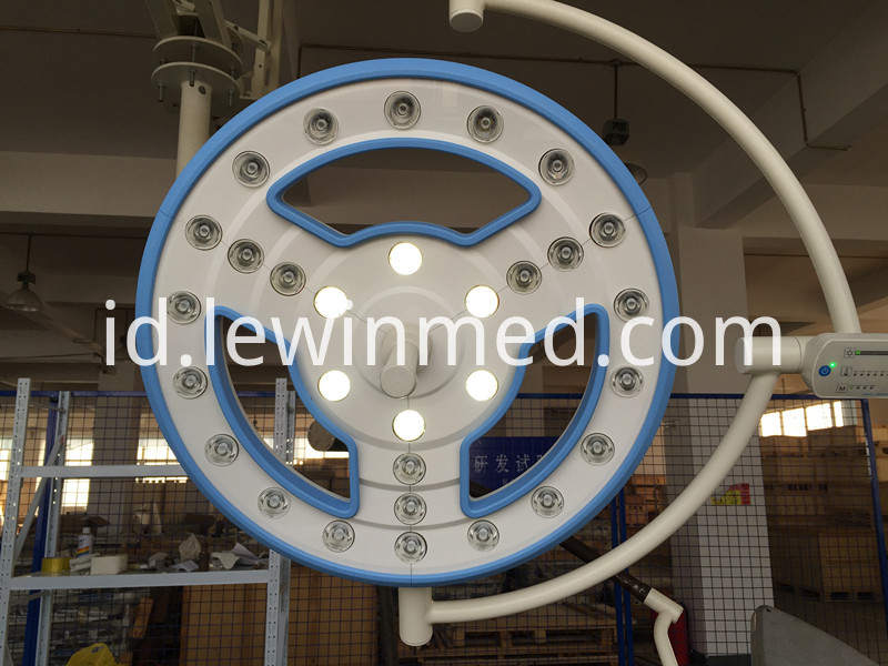 New product led surgery lamp