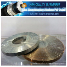 (CU-PET) Copper Foil Mylar Tape for Coxial Cable