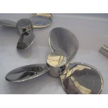 Обслуживание OEM отливки Облечения нержавеющей стали морской крыльчатки