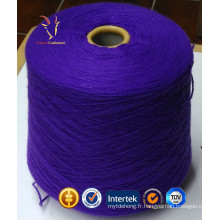 Mongolie Double tricot laine de cachemire fil épais
