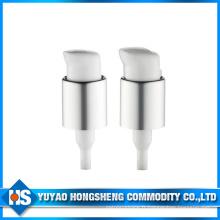 24/415 Sliver Powder Pump Pressure Pompe à glissière droite-gauche pour cosmétiques