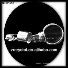 round shape crystal USB flash disk BLKD599