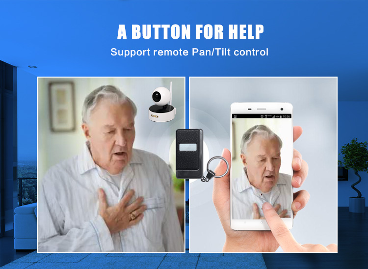 Panic Button Emergency Alarm