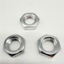 Hexagon Stainless Steel Flange Nylon Nut