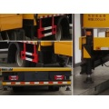Yuejin hydraulic cherry picker man lift table truck