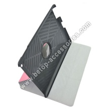 iPad 3 360 Rotating Magnetic Leather Case