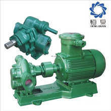 KCB stainless steel oil food grade pump