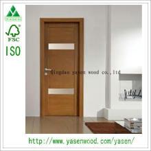 Utilisation intérieure de porte en bois 2015 nouveau design