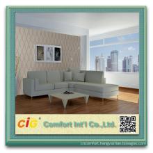 2014 New Design No Joint Wallpaper Luxury Textile Wallpaper