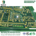 8-layers Multilayer PCB IT180 PCB 1oz ENIG 3U