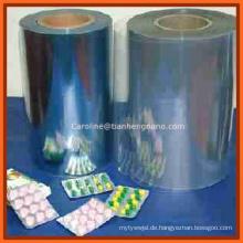 PVC starre Folie für Blisterpaket / Medizinpaket