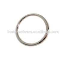 Fashion High Quality Metal Round Ring