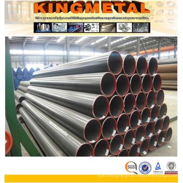 18 Zoll X52 Längsgeschweißte ERW Stahlrohr API5l