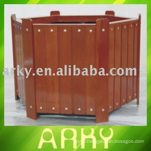 Good Quality Outdoor Wooden Flower Planter