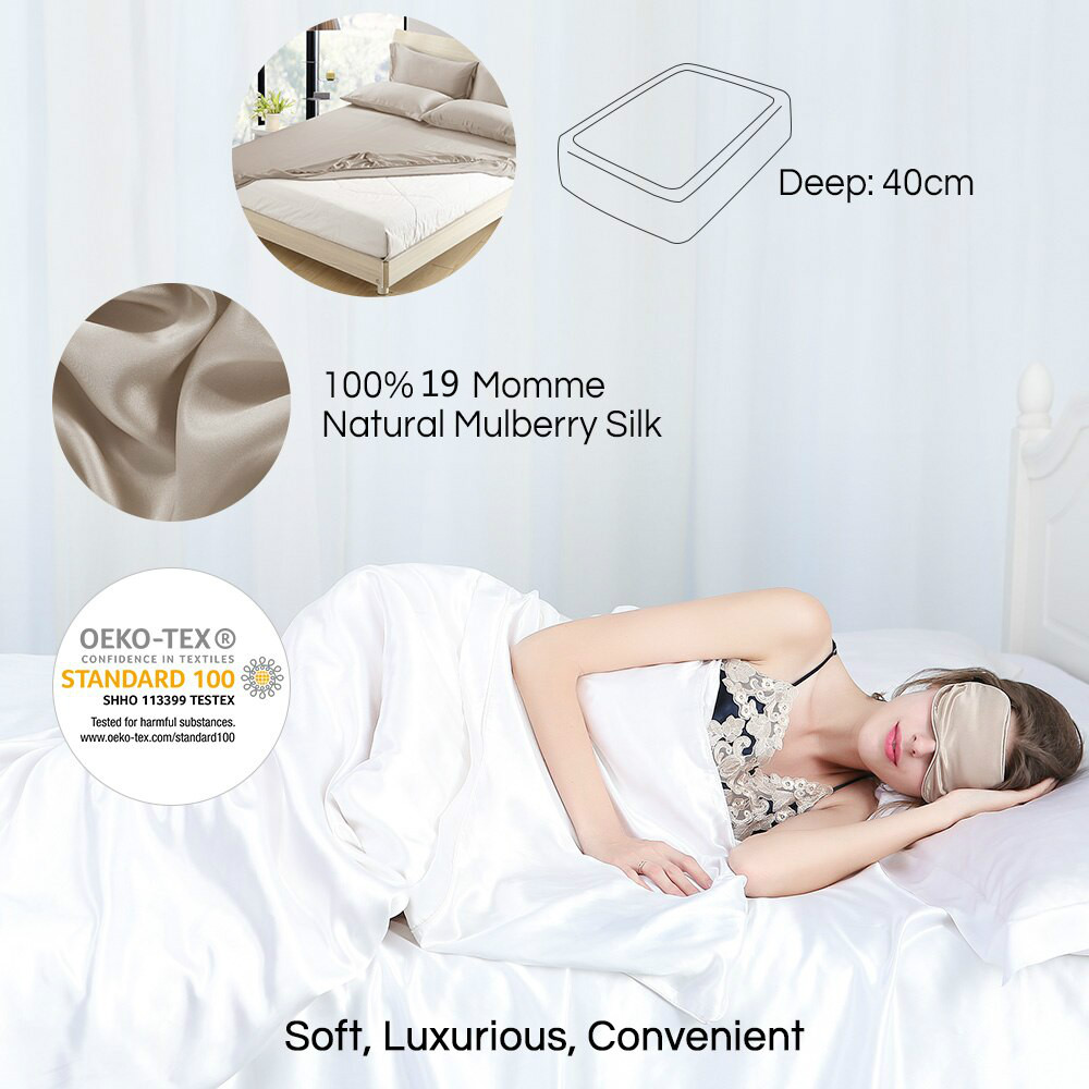 BED FITTED SHEETS