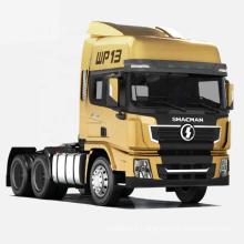 Tractor trailer towing truck head F2000 F3000 H3000 X3000 40 60 80 100 ton 6 8 10 wheel tires China SHACMAN truckAfrica Market