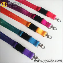 Nice nylon usb flash drive lanyard murah
