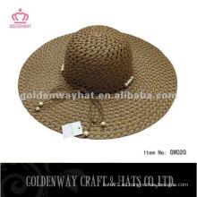 Sombrero de verano de las señoras
