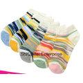 Männer Frauen Knöchel Baumwolle Sport Terry Socken