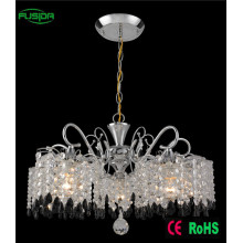 High Quality Deer Antler Remote Control Crystal Chandelier/Pendant Light