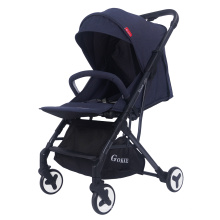 Novo carrinho de bebê infantil infantil cinza ardósia de fábrica 2020