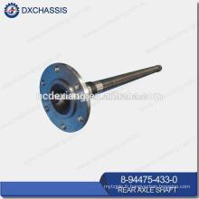 Axe d'essieu arrière véritable de haute qualité pour NHR NKR 8-94475-433-0