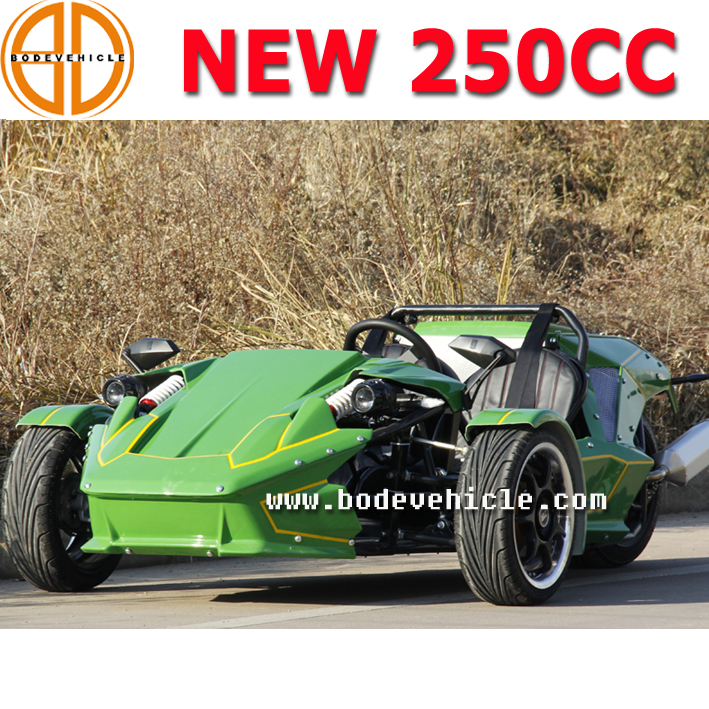 Bode Quality Assured 250cc Ztr Roadster Trike for Sale