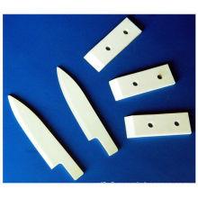 Ceramics Zirconia, 95% Zro2 + 5% Y2o3 Zirconium Oxide Ceramic / Zro2 Ceramic Fruit Knife
