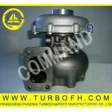 APPLICATION OF 1987-2002 BUS Mercedes Benz OM422 K27 Turbocharger