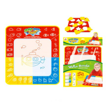 Polyester Magic Water Doodle Mat Kids' Writing Board Toys (10172781)