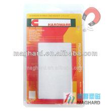 """Emballage en ampoule 3.5 '' * 2.0 """"20pcs cravates à carte adhésive"""