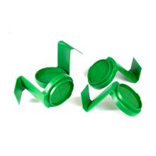 Pièces de produit de moulage en plastique d'injection d'ABS de qualité