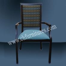 Зеленый кожаный стул мебель для столовой (YC-E65-09)