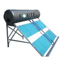 Calentador de agua solar del tubo de vacío de la baja presión 300L