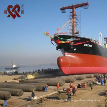 XINCHENG Profession sale floating Salvage rubber Airbags for Ship launching and lifting