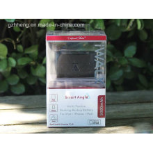 Geschenk Power Bank Kunststoffbox für elektronische Produkte (Verpackungsbox)