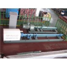 Pressurized pumping deep well pump