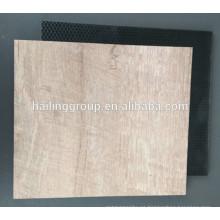 eco haga clic en el piso de vinilo de 5 mm hermoso color exportado a FRANCIA