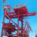 Continuous ship loader shiploader ship unloader factory
