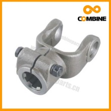Splined yoke (interfering bolt)