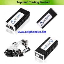 Nueva caja Spt con 33 cables