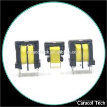Transformateur à haute fréquence vertical de Flyback d'UU10.5 avec du CE ROHS approuvé