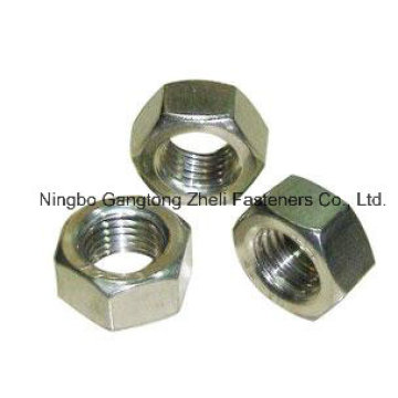 DIN934 Heavy Hex Nuts Manufactory