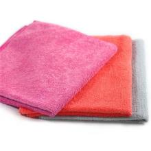 Factory selling for 100% Microfiber Warp Towel Absorbent Warp Knitting   towels export to Iraq Supplier